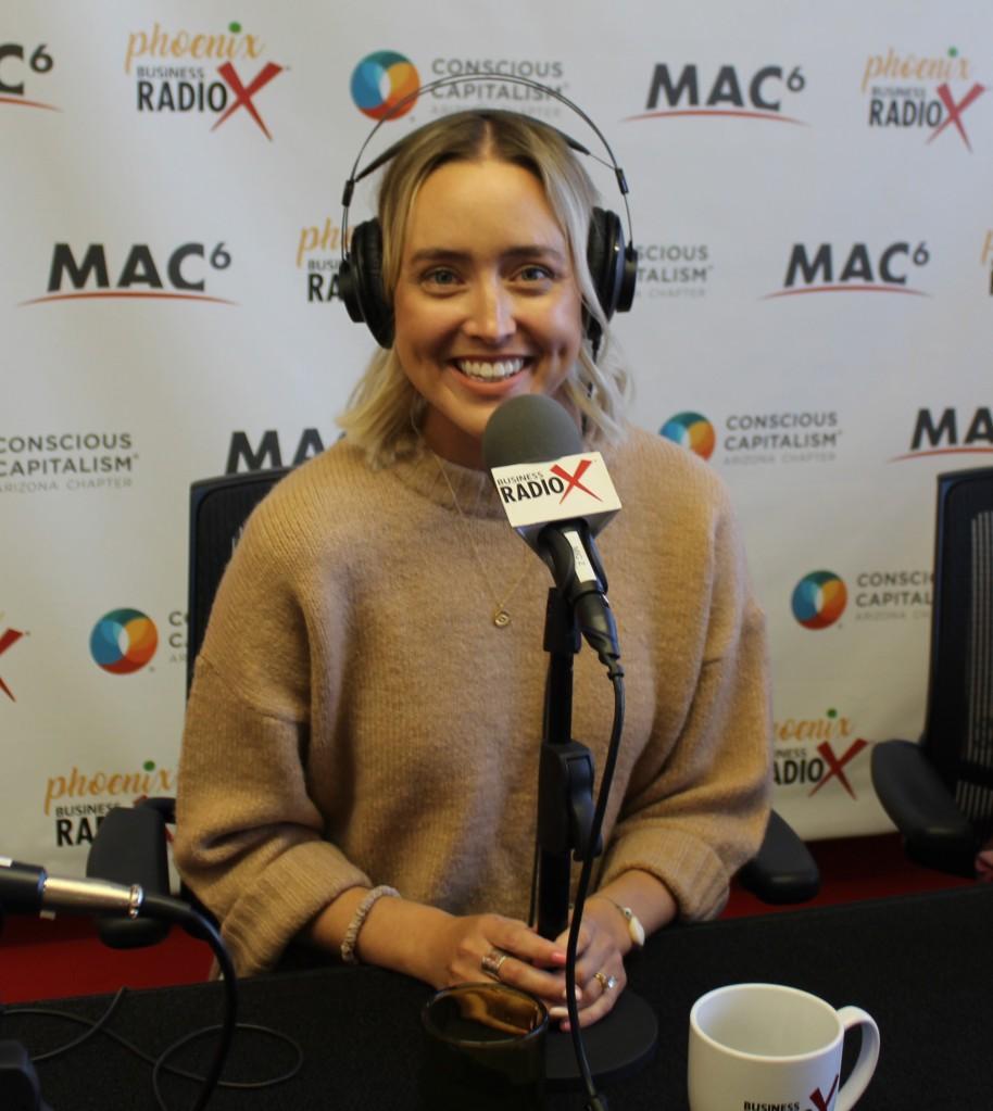 Laurel Petsas, Maggie's Place. Collaborative Connection Radio Show